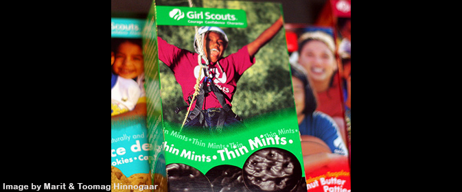 Peoria Self Storage Girl Scouts Are Much More Than Cookies
