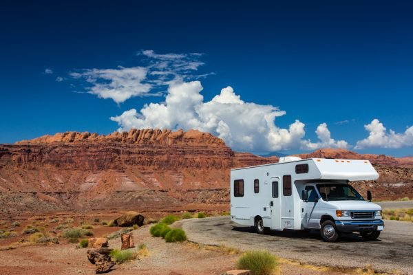 RV storage in Chandler, Arizona is easy and convenient with Tower Storage.