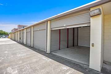 bullseye storage airline storage facility and exterior units
