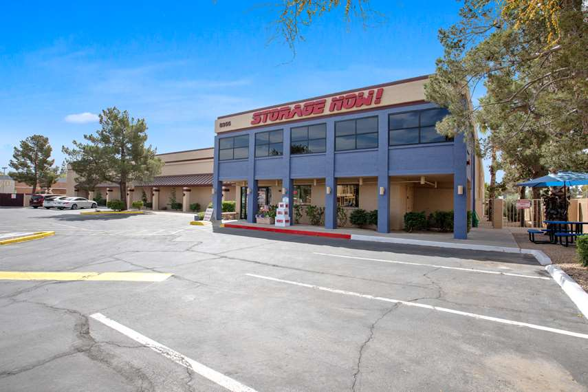 Storage Now Scottsdale Facility Exterior
