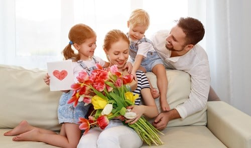 mothers day flowers and gifts for mother