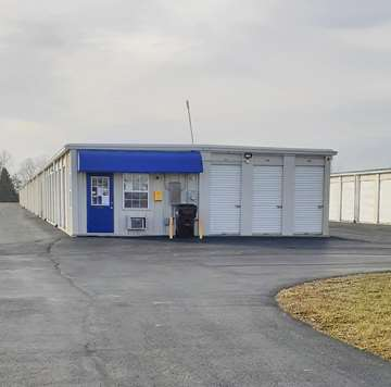 self storage facility piqua oh robert davis pkwy exterior office