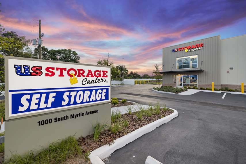 self storage facility clearwater fl s myrtle exterior