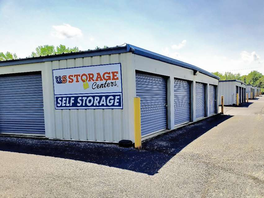 self storage facility tipp city oh n 3rd st exterior units sign