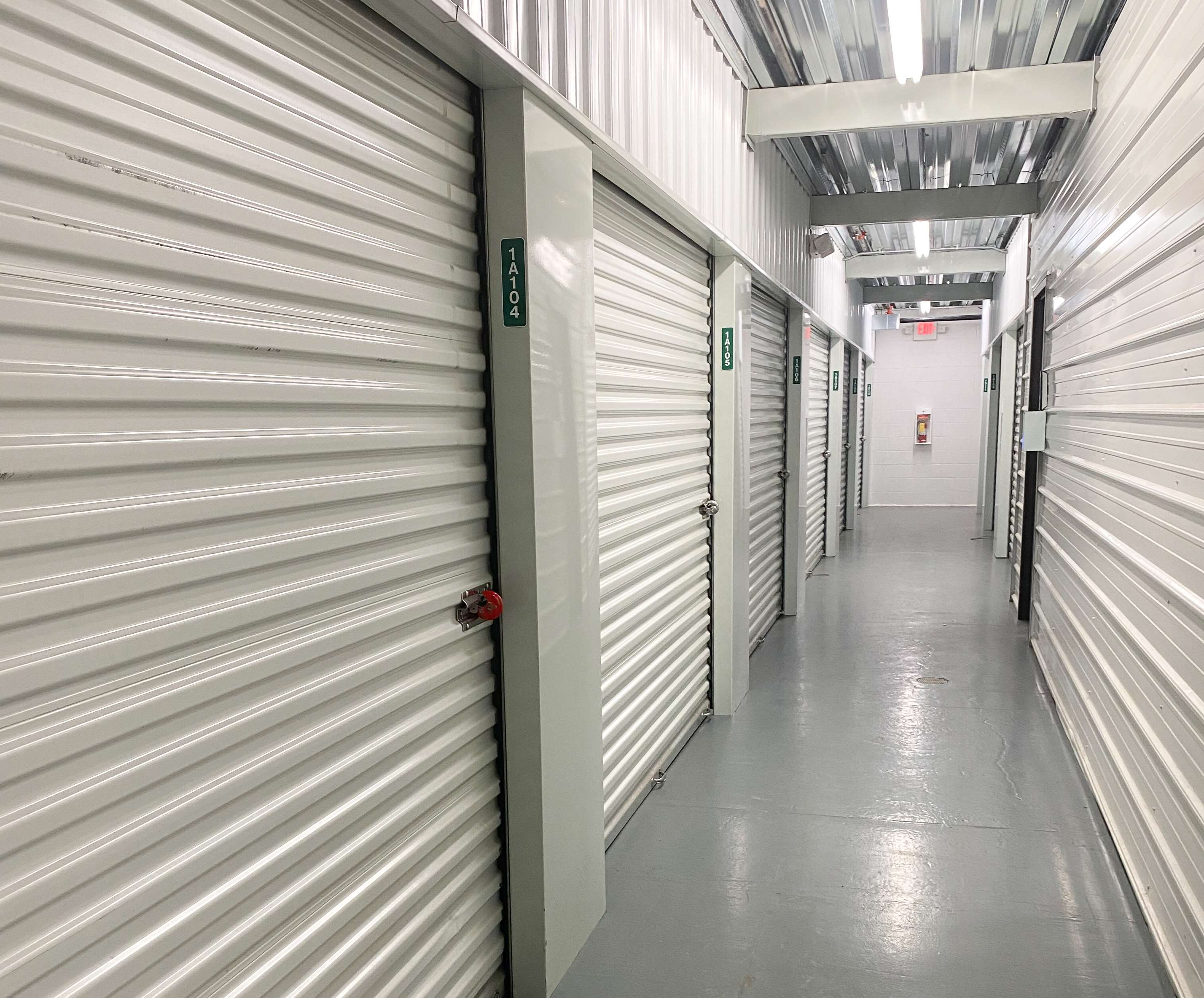 self storage facility saint paul mn vandalia interior units