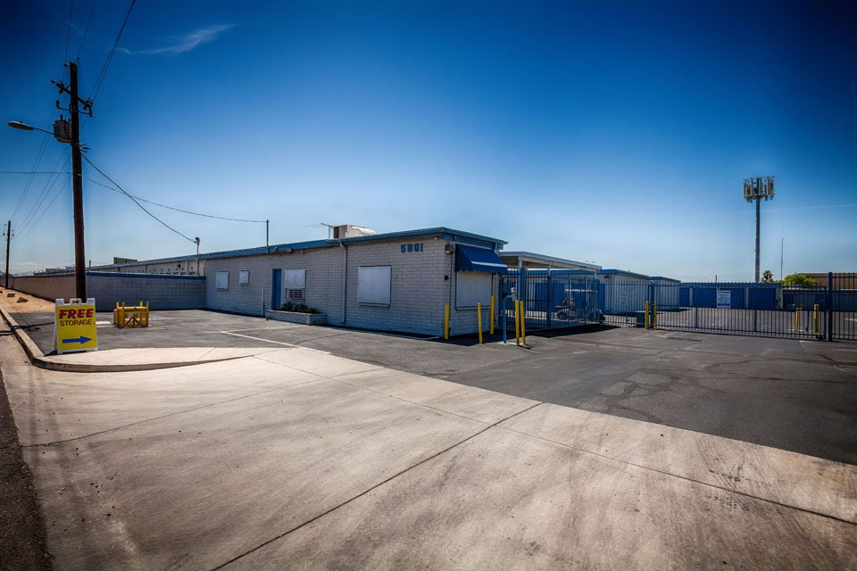 Self Storage Facility at 5801 West San Miguel Avenue - image 1