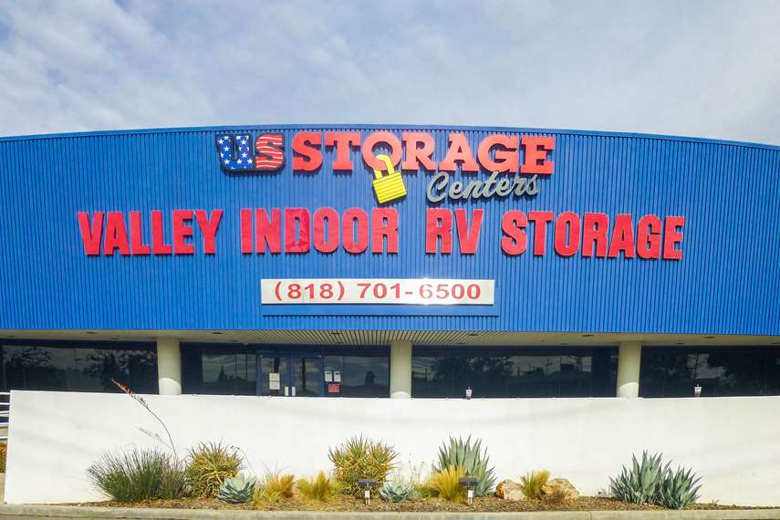 Self Storage Facility at 20701 Plummer Street - image 2