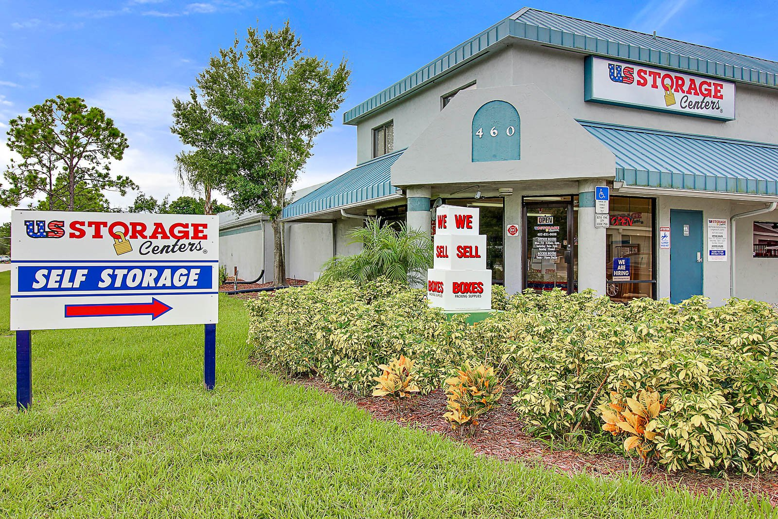 Self Storage Facility in Longwood, FL - image 1