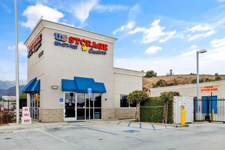 Self Storage Units in Corona, CA | US Storage Centers